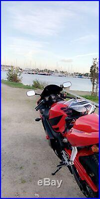 Honda CBR 600F Sport F4i