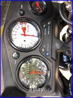 Honda CBR 600F-W 1997 (R Reg)