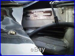Honda CBR 600F black