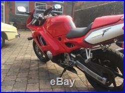 Honda CBR 600f 50th Anniversary Model
