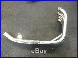 Honda CBR600 CBR 600 F 1994 -98 downpipes (blackwidow after-marrket NEW) 01/20