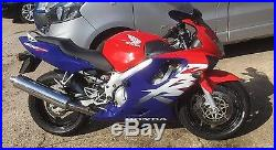 Honda CBR600 F 12 month MOT