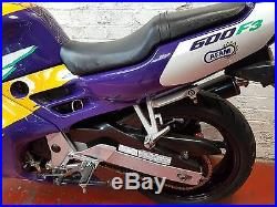 Honda CBR600 F SUPERSPORT