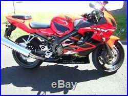 Honda CBR600 F Sport
