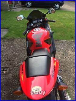 Honda CBR600 F Sport (3,500 MILES!)