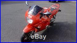 Honda CBR600 F2