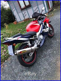 Honda CBR600 F4 / F4i / F2 2002