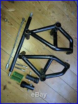 Honda CBR600 F4 Stunt/Crash cage