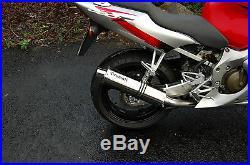 Honda CBR600 F4i (01-06) Beowulf Silencer Exhaust Muffler c/w LINK PIPE