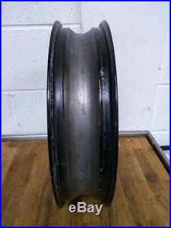 Honda CBR600 F4i Front Wheel Rim Black fits 2001 to 2006