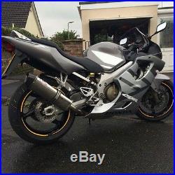 Honda CBR600 F5