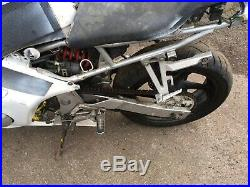 Honda CBR600 f 1997, spares or repairs, Foreign registered, Insurance purchase
