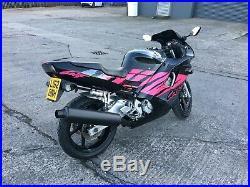 Honda CBR600F 1993 Motorcycle Motorbike Bike Rare! 12 Months MOT! Low Miles