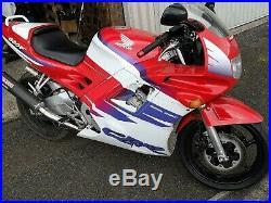 Honda CBR600F 1994