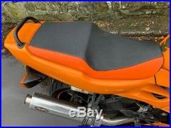 Honda CBR600F 1995 Lamborghini Orange