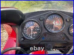 Honda CBR600F 1996