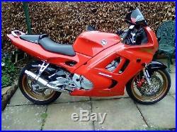 Honda CBR600F 1997 full MOT