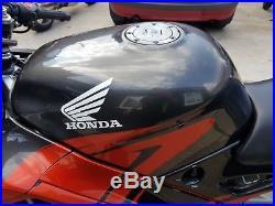 Honda CBR600F, 1998 Model