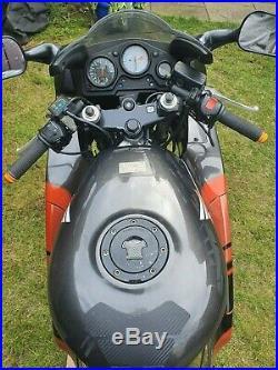 Honda CBR600F 1999