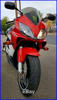 Honda CBR600F-2