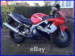 Honda CBR600F-2 Excellent Bike