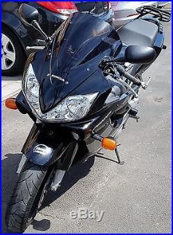 Honda CBR600F 2001 599cc werry good condition