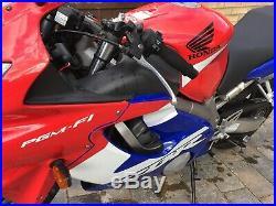 Honda CBR600F 2002(02) GENUINE 10564 miles