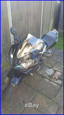 Honda CBR600F 2003