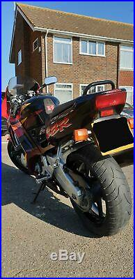 Honda CBR600F 96