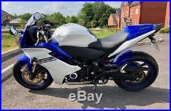 Honda CBR600F ABS 2011
