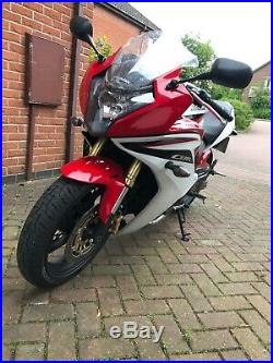 Honda CBR600F ABS 2012 18K