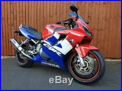 Honda CBR600F F4i 2002