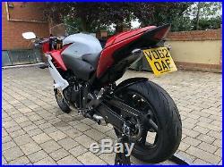 Honda CBR600F FA-C CBR600 ABS 2012
