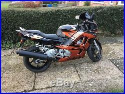 Honda CBR600F FW Motorbike F3 98 S Reg