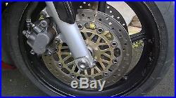 Honda CBR600F FW Motorbike F3 98 steelframe