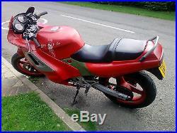 Honda CBR600F Hurricane