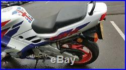 Honda CBR600F Hurricane 1991 MOT 23419miles