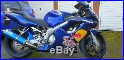 Honda CBR600F Motorbike