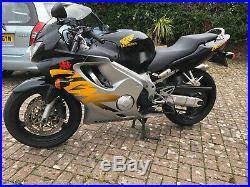 Honda CBR600F Motorcycle