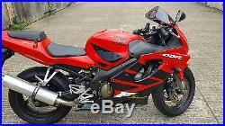 Honda CBR600F Sport. Excellent condition. 7571 miles. 12 months MOT. London