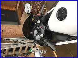 Honda CBR600F cbr motorcycle