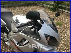 Honda CBR600F f4i 2001 Reg Year 17600 miles