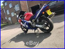 Honda CBR600F1 2002