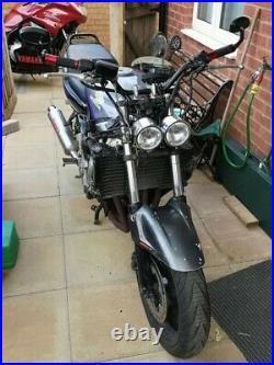Honda CBR600F2