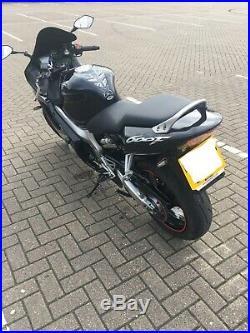 Honda CBR600F3 17,900 miles, Black