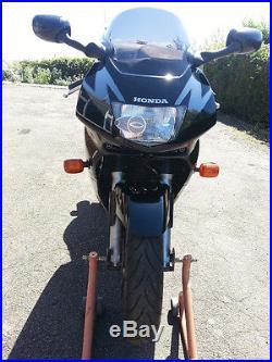Honda CBR600F3. Cosmetically average. Rides really well. Ready ride