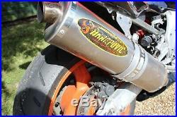Honda CBR600F4 1999 Track BIke