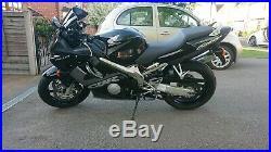 Honda CBR600F4I