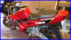 Honda CBR600f 1991