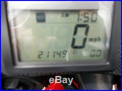 Honda CBR600f 2002